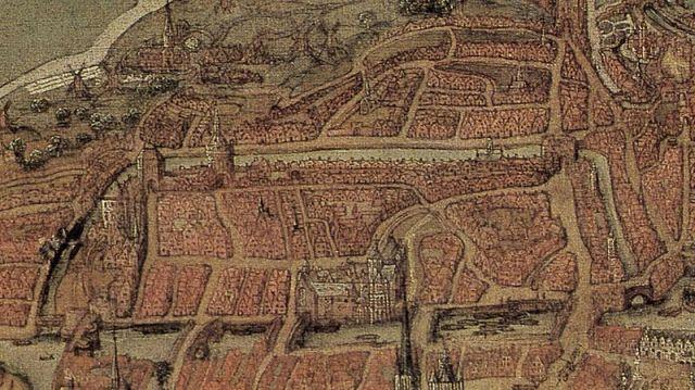Gent - Houtlei poorten
