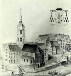 Gent-kerkvanSt.-Pharaïlde
