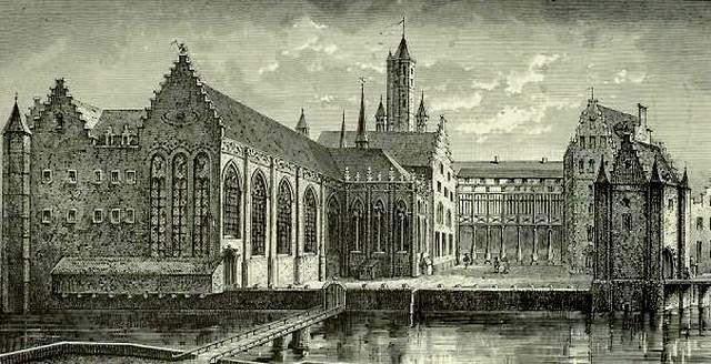 Gent - prinsenhof