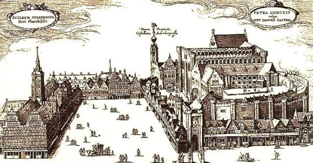 Gent Veerleplein 1641