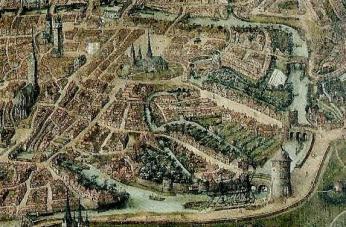 Gent - Waterwijk 1534
