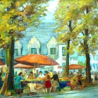 schilder Rafaël de Buck-Eric Herrebaut-Fb