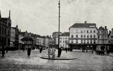 Korenmarkt - Roland de Smet - Fb