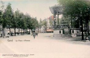 Kouter - postkaart