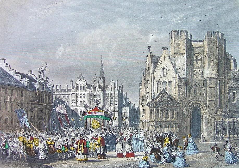 Image result for Sint Veerleplein in Gent