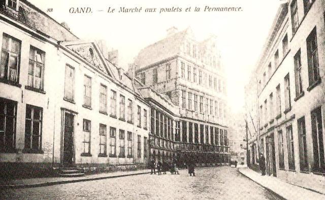 Gent Poeljemarkt