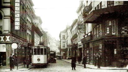 Gent Veldstraat1930