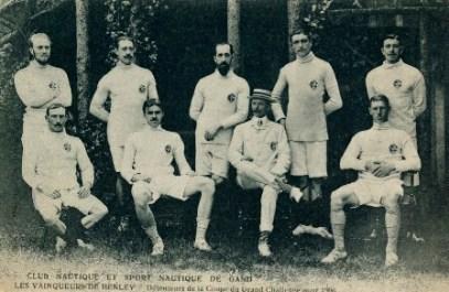 Gentse roeivereniging 1906 - Jos Billen - Fb