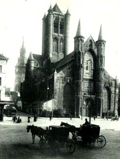GentSt.-Niklaaskerk1881E.Sacré1881SaG