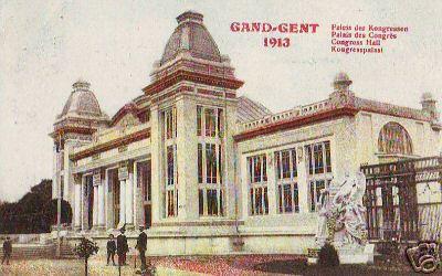 gentoudwereldtentoonstelling1913congrespaleis