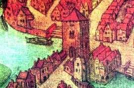 Gent - Braempoort 1534