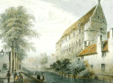 Gent - Geeraard de Duivelsteen