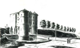 Gent - Heuvel- of overpoort