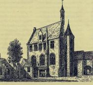 Gent kapel van het kinderen Alijnshospitaal