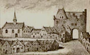 Gent - Torenpoort