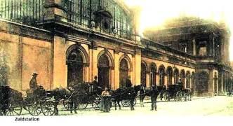 Zuidstation paardekarren - Claude Faseur - Fb