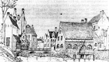 GentdeWatermolenbrug1836AtlGoetghe,SAG