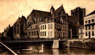 St.-Michielsbrug postkaart