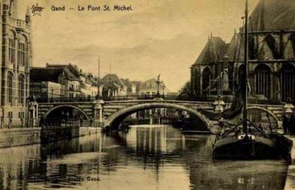 St.-Michielsbrug - Antoon de Smet - Fb