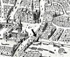 plan Gent 1534KraanaanKraanlei
