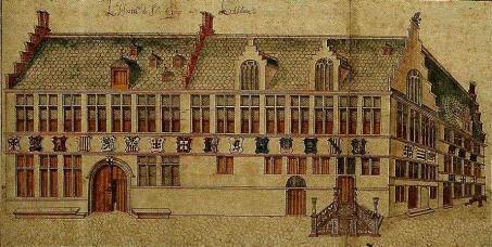 Gent Sint-Jorishof1584
