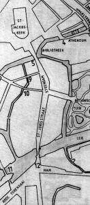 GentSteendamkadastraalplan1855STPdorp