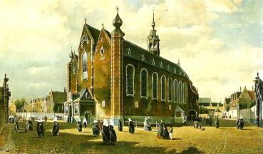 GentBeghijnhofkerkbegijntjes