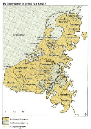 GentNederlandenindetijdvanKarelVstichtingonserfdeelvzw1989OmerVandeputte-Nederlands