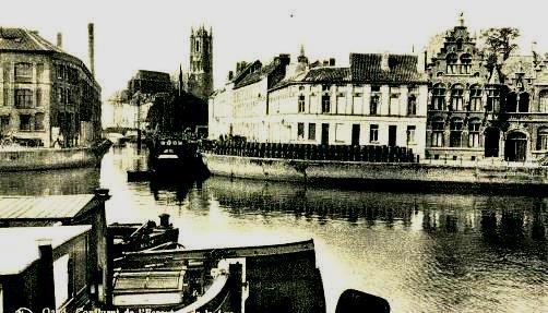 Nederschelde begin 20e eeuw - Gent door de jaren heen - Fb