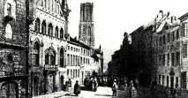 St.-Baafsplein bebouwd - Antoon de Loof - Fb