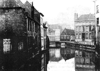 GentSleutelkensbrugvanafSluizekenGT1987
