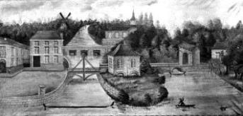 GentWaldamBrugsePoortCharlesDumont1929