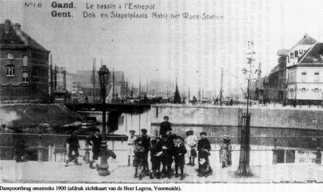 gentdampoortbrug1900gt1992