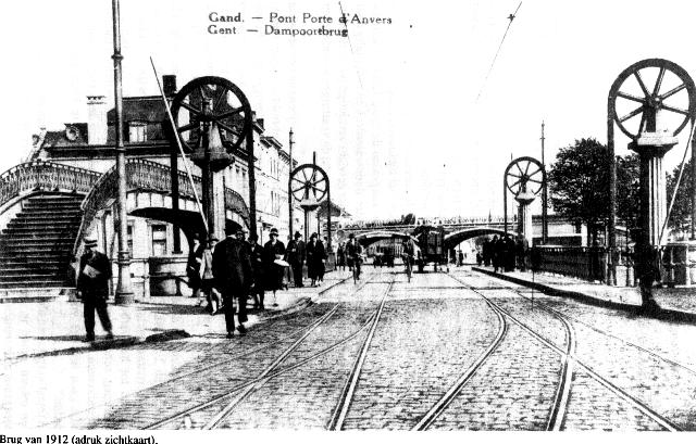 gentdampoortbrug1912gt1992