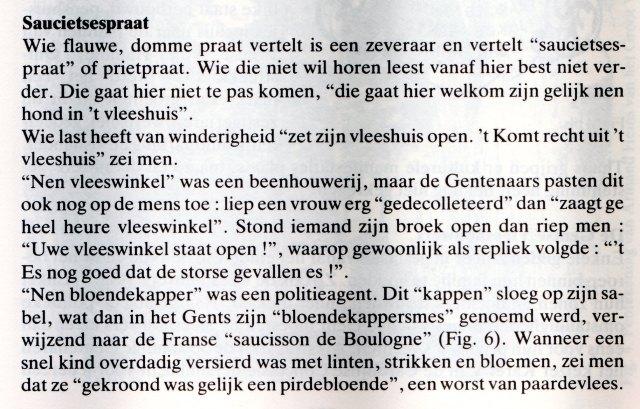 Gent sausietsepraatEdLev1