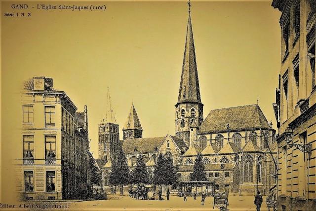 Gent St-Jacobs