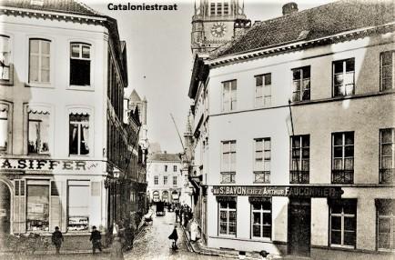 GentCataloniestraat