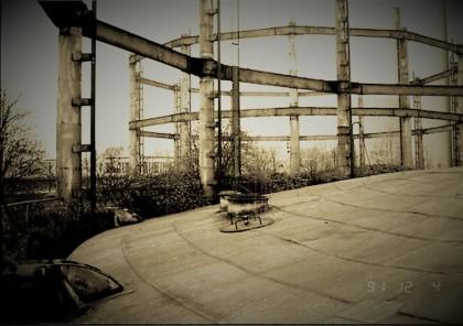 Gasfabriek - Nicole Marreel