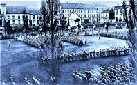 Parade Duitsers 1915 - J. Verplancken (Fb)