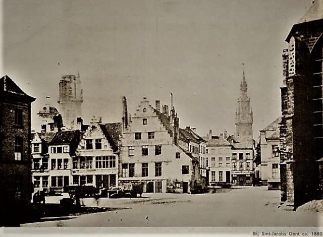 Gentvlasmarkt-belfortstraat1875-80jverplancken